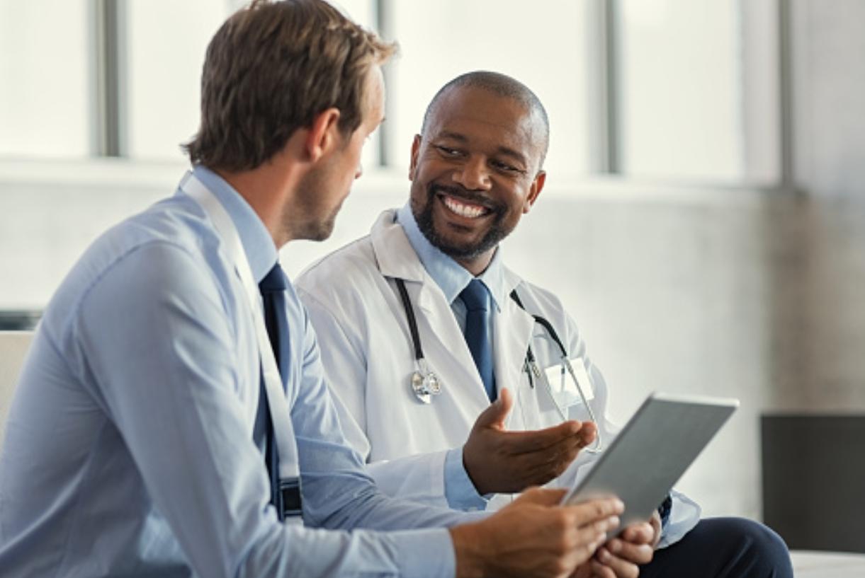 Medical representatives of pharma